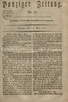 Danziger Zeitung. 1817, No. 82 (23 Mai)