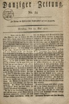 Danziger Zeitung. 1817, No. 84 (27 Mai)