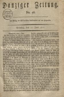 Danziger Zeitung. 1817, No. 96 (17 Juni)