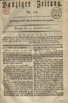 Danziger Zeitung. 1817, No. 155 (29 September)