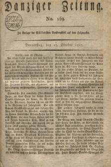 Danziger Zeitung. 1817, No. 169 (23 Oktober)
