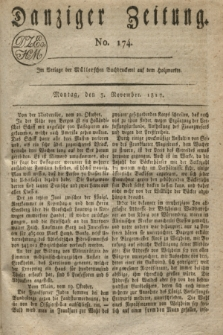 Danziger Zeitung. 1817, No. 174 (3 November)