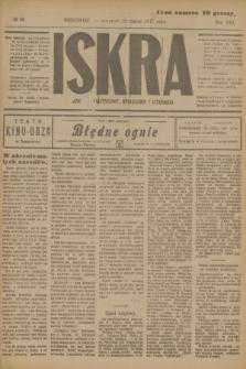Iskra : dziennik polityczny, społeczny i literacki. R.8, № 66 (22 marca 1917)