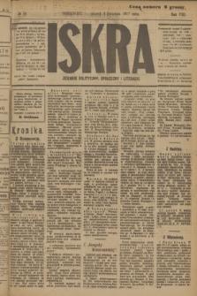 Iskra : dziennik polityczny, społeczny i literacki. R.8, № 76 (3 kwietnia 1917)