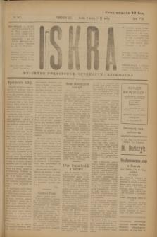 Iskra : dziennik polityczny, społeczny i literacki. R.8, № 100 (2 maja 1917)