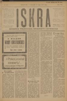 Iskra : dziennik polityczny, społeczny i literacki. R.8, № 106 (10 maja 1917)