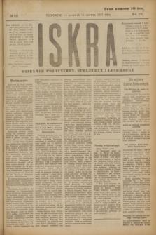 Iskra : dziennik polityczny, społeczny i literacki. R.8, № 133 (14 czerwca 1917)