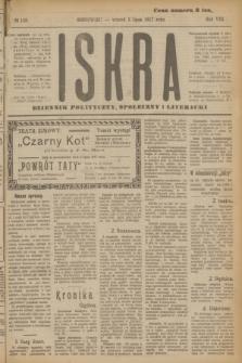Iskra : dziennik polityczny, społeczny i literacki. R.8, № 148 (3 lipca 1917)