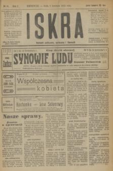 Iskra : dziennik polityczny, społeczny i literacki. R.10, № 81 (9 kwietnia 1919)