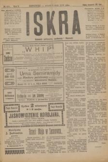 Iskra : dziennik polityczny, społeczny i literacki. R.10, № 101 (6 maja 1919)