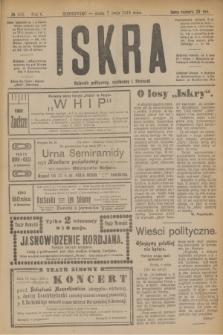 Iskra : dziennik polityczny, społeczny i literacki. R.10, № 102 (7 maja 1919)