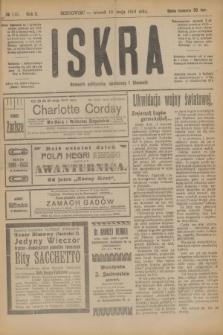 Iskra : dziennik polityczny, społeczny i literacki. R.10, № 110 (19 maja 1919)