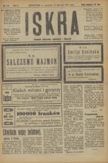 Iskra : dziennik polityczny, społeczny i literacki. R.10, № 128 (12 czerwca 1919)