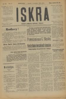 Iskra : dziennik polityczny, społeczny i literacki. R.10, № 189 (2 września 1919)