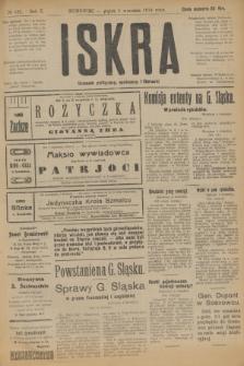 Iskra : dziennik polityczny, społeczny i literacki. R.10, № 192 (5 września 1919)