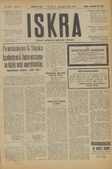 Iskra : dziennik polityczny, społeczny i literacki. R.10, № 196 (9 września 1919)