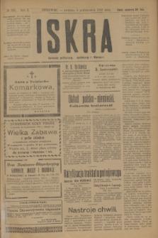 Iskra : dziennik polityczny, społeczny i literacki. R.10, № 220 (5 października 1919) + dod.