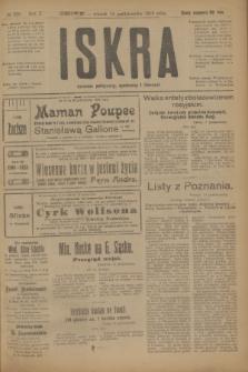 Iskra : dziennik polityczny, społeczny i literacki. R.10, № 229 (14 października 1919)
