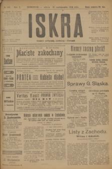 Iskra : dziennik polityczny, społeczny i literacki. R.10, № 239 (25 października 1919)
