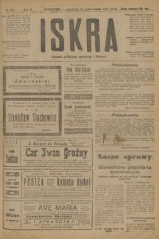 Iskra : dziennik polityczny, społeczny i literacki. R.10, № 244 (30 października 1919)
