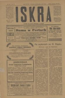 Iskra : dziennik polityczny, społeczny i literacki. R.10, № 260 (16 listopada 1919)