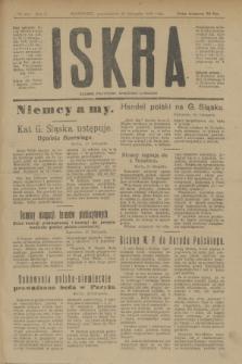 Iskra : dziennik polityczny, społeczny i literacki. R.10, № 264 (24 listopada 1919)