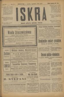 Iskra : dziennik polityczny, społeczny i literacki. R.10, № 273 (5 grudnia 1919)