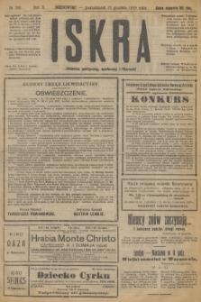 Iskra : dziennik polityczny, społeczny i literacki. R.10, № 290 (22 grudnia 1919)