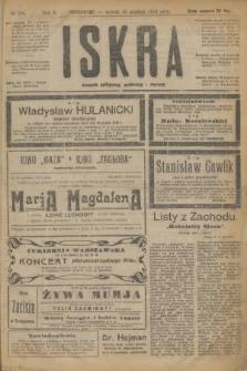 Iskra : dziennik polityczny, społeczny i literacki. R.10, № 296 (30 grudnia 1919)