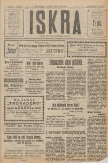 Iskra : dziennik polityczny, społeczny i literacki. R.11, № 219 (23 czerwca 1920)