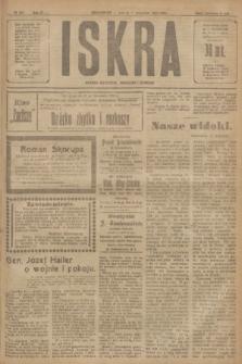 Iskra : dziennik polityczny, społeczny i literacki. R.11, № 295 (21 września 1920)