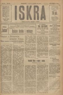 Iskra : dziennik polityczny, społeczny i literacki. R.11, № 299 (25 września 1920)
