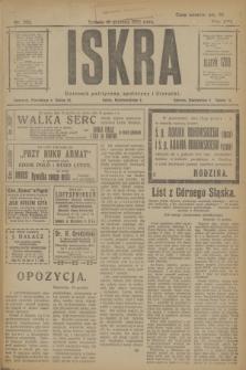 Iskra : dziennik polityczny, społeczny i literacki. R.13, nr 282 (16 grudnia 1922)