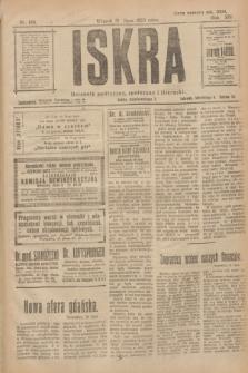 Iskra : dziennik polityczny, społeczny i literacki. R.14, nr 168 (31 lipca 1923)