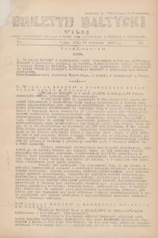 """Biuletyn Bałtycki Wilbi : podaje wiadomości bieżące z Łotwy oraz perjodyczne z Estonji i Finlandji : dodatek do """"Biuletynu Kowieńskiego"""". 1932, nr 17 (13 stycznia)"""