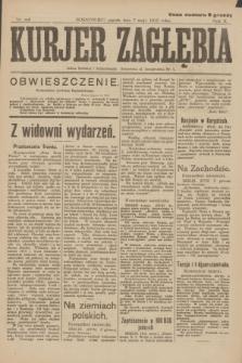 Kurjer Zagłębia. R.10, nr 104 (7 maja 1915)