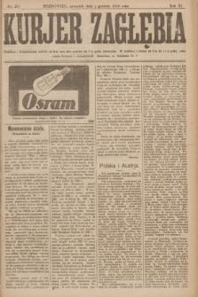 Kurjer Zagłębia. R.11, nr 277 (7 grudnia 1916)