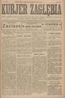 Kurjer Zagłębia. R.11, nr 278 (8 grudnia 1916)