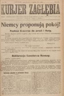 Kurjer Zagłębia. R.11, nr 282 (14 grudnia 1916)