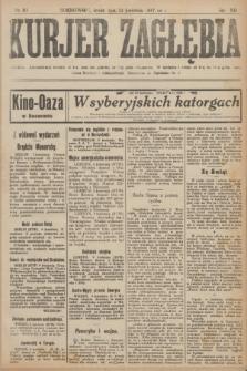 Kurjer Zagłębia. R.12, nr 81 (11 kwietnia 1917)
