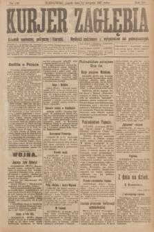 Kurjer Zagłębia : dziennik społeczny, polityczny i literacki. R.12, nr 185 (17 sierpnia 1917)