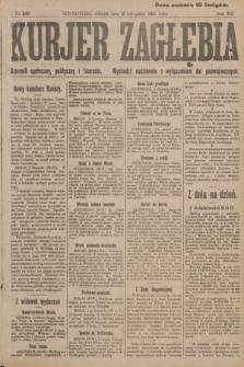 Kurjer Zagłębia : dziennik społeczny, polityczny i literacki. R.12, nr 248 (6 listopada 1917)
