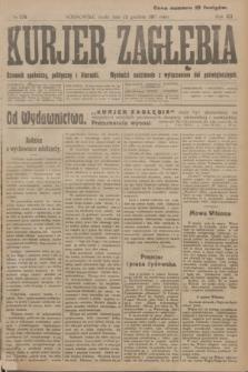 Kurjer Zagłębia : dziennik społeczny, polityczny i literacki. R.12, nr 278 (12 grudnia 1917)
