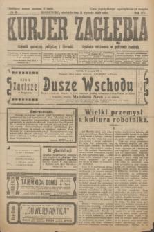 Kurjer Zagłębia : dziennik społeczny, polityczny i literacki. R.15, № 10 (11 stycznia 1920)