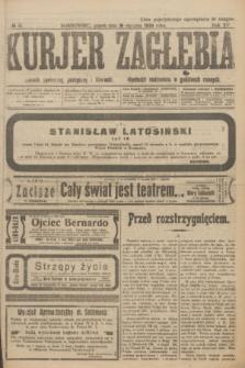 Kurjer Zagłębia : dziennik społeczny, polityczny i literacki. R.15, № 15 (16 stycznia 1920)