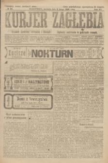 Kurjer Zagłębia : dziennik społeczny, polityczny i literacki. R.15, № 34 (8 lutego 1920)