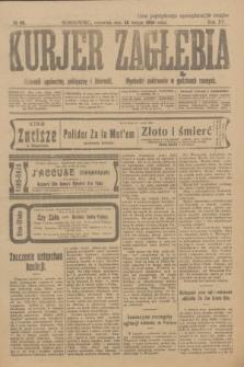 Kurjer Zagłębia : dziennik społeczny, polityczny i literacki. R.15, № 49 (26 lutego 1920)