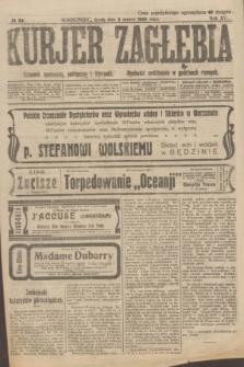 Kurjer Zagłębia : dziennik społeczny, polityczny i literacki. R.15, № 54 (3 marca 1920)