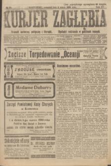 Kurjer Zagłębia : dziennik społeczny, polityczny i literacki. R.15, № 55 (4 marca 1920)