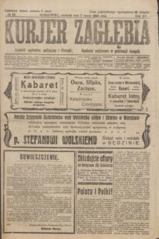 Kurjer Zagłębia : dziennik społeczny, polityczny i literacki. R.15, № 58 (7 marca 1920)